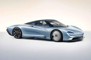 McLaren Speedtail - đối thủ đáng gờm của Bugatti Chiron