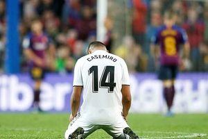 Real Madrid thảm bại không tưởng 1-5 trước Barca