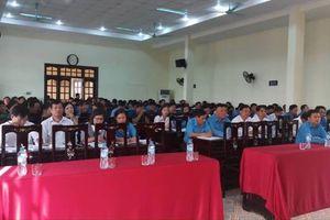 LĐLĐ tỉnh Thanh Hóa: Truyền thông về chiến lược an ninh mạng đến cán bộ Công đoàn cơ sở