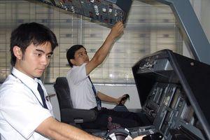 Trung tâm huấn luyện bay - Nơi đào tạo nghề đặc thù và thú vị