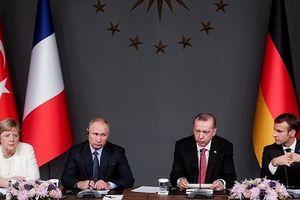 Thượng đỉnh về Syria: Thành công lớn khi thiếu nhân vật chính
