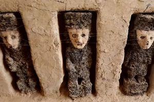 Phát hiện những tượng thần bằng gỗ kỳ lạ gần nghìn tuổi
