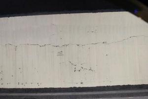 Hầm Hải Vân nứt chằng chịt như mạng nhện vẫn đảm bảo an toàn?