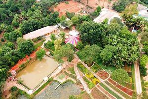Yêu cầu đóng cửa, tháo dỡ khu sinh thái Thu Cúc Garden
