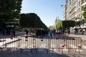 'Nổ khủng bố' tại trung tâm thủ đô của Tunisia