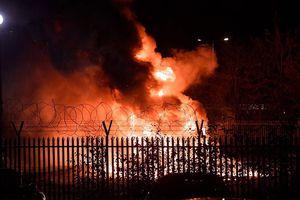 Máy bay của Chủ tịch Leicester City gặp nạn