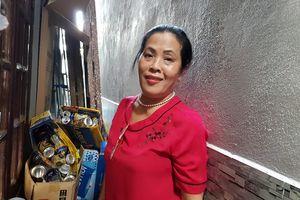 Người phụ nữ của phong trào khu phố