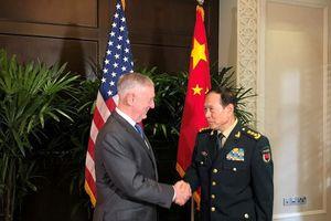 Mỹ - Trung nối lại hội đàm quân sự
