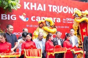 Big Camera by DIGIworld Hà Nội mở cửa hàng tại TPHCM