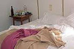 Điều tra cái chết bất thường của người đàn bà trong ngôi nhà đang xây