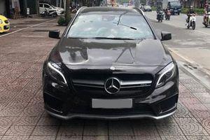Xe sang Mercedes-AMG GLA 45 giá 1,68 tỷ ở Hà Nội