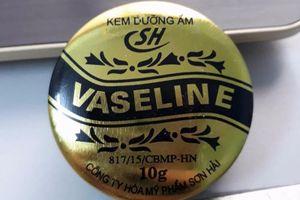 Xài Vaseline SH không 'date' của HMP Sơn Hải... hại da thế nào?
