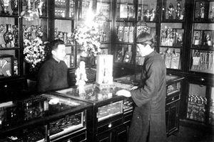Tò mò diện mạo cửa hàng ở Trung Quốc thời nhà Thanh