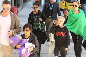 Brad Pitt: Angelina Jolie đang thao túng các con