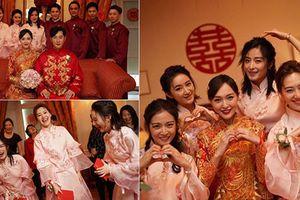 Loạt ảnh hiếm trong đám cưới Đường Yên - La Tấn tại Áo