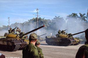 Với 50 triệu USD, Cuba mua loại vũ khí 'khủng' nào từ Nga?