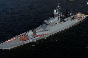 Chiến hạm mới nhất của Hạm đội TBD Nga: 'Nhỏ nhưng không yếu'
