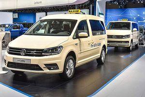 Bộ đôi xe khách Volkswagen 'siêu sạch' nhờ động cơ điện