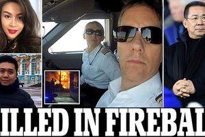 Ông chủ Leicester City từng thoát chết thần kỳ trong một tai nạn xe hơi