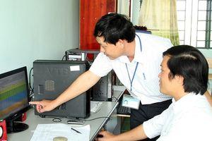 Nhiều trường buông lỏng sử dụng phần mềm quản lý điểm