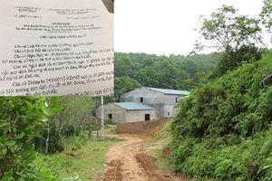 Ba Vì, Hà Nội: Công an vào cuộc điều ra vụ cấp sổ đỏ trên đất rừng