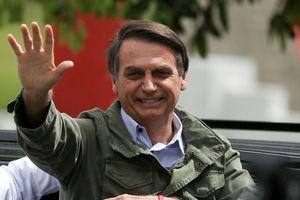 Ứng viên cực hữu thắng cử sau 1 thập niên cánh tả cầm quyền ở Brazil