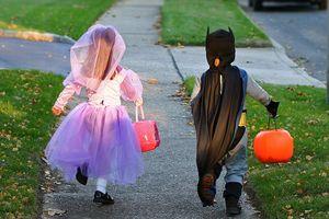 Những nguy hiểm có thể xảy ra cho trẻ trong ngày Halloween
