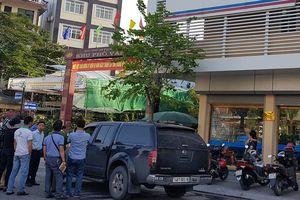 Điều tra vụ đập kính ô tô, trộm 3,5 tỉ trước phòng giao dịch ngân hàng