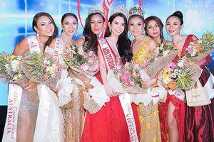 Người đẹp Việt Nam bất ngờ đăng quang Hoa hậu Du lịch Thế giới 2018