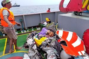Máy bay Indonesia gặp sự cố trước khi cất cánh