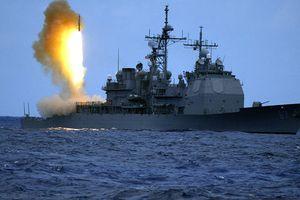 Tên lửa Mỹ tung hỏa lực, diệt gọn mục tiêu