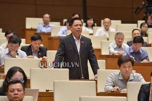 Bộ trưởng Nguyễn Văn Thể giải trình trước Quốc hội về hai dự án đặc biệt quan trọng