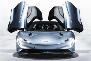Ra mắt siêu phẩm McLaren Speetail, mạnh ngang ngửa Bugatti Chiron