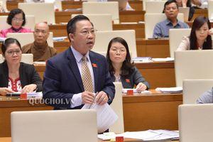 Xây Nhà hát Thủ Thiêm: Bà Nguyễn Thị Quyết Tâm tranh luận với đại biểu tại Nghị trường
