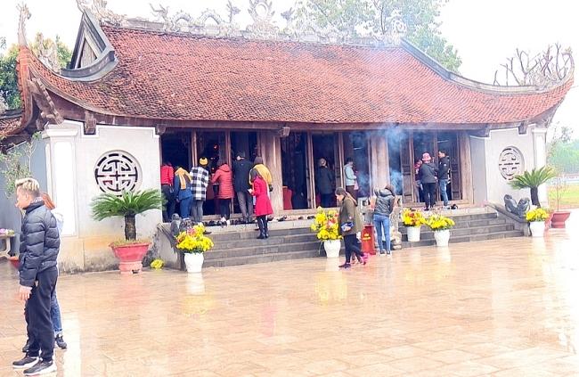 3 ngôi đền cầu tự linh thiêng bậc nhất miền Bắc