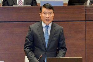 Thống đốc Lê Minh Hưng: 'Giữ ổn định tỷ giá giúp giảm áp lực trả nợ nước ngoài'