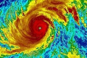 Tin bão mới nhất: Philippines nâng cảnh báo bão Yutu lên mức báo động đỏ