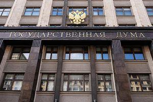 Duma Quốc gia Nga đáp trả tuyên bố của ông Trump về 'mong muốn' Mỹ giúp đỡ kinh tế