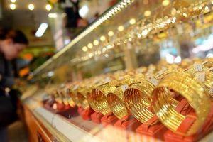 Giá vàng trong nước đắt hơn vàng thế giới 1,85 triệu đồng/lượng
