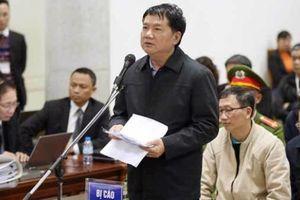 Vụ án ông Đinh La Thăng: Còn phải thi hành án hơn 800 tỷ đồng