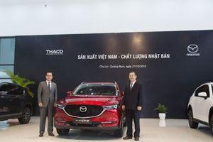 Lãnh đạo Mazda: Xe sản xuất tại Việt Nam tương đương xe tại nhà máy ở Nhật