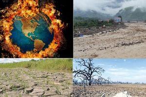 Cảnh báo hiểm họa biến đổi khí hậu và những diễn biến phức tạp