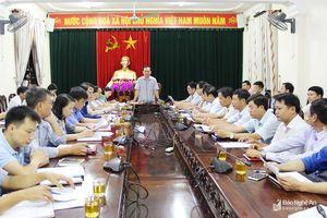 Nam Đàn: 836 trường hợp vi phạm hành lang ATGT