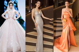 Đỗ Mỹ Linh hóa nàng thơ lộng lẫy khi diện váy cưới, Chi Pu, Bích Phương thu hút mọi ánh nhìn với phong cách gợi cảm