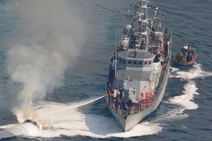 Mỹ đau đầu với tàu ngầm chở ma túy
