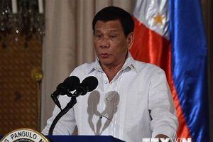 Tổng thống Philippines để quân đội kiểm soát cơ quan hải quan