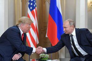 Điện Kremlin: Nga-Mỹ sẽ thảo luận kế hoạch của Washington rút khỏi INF