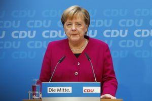 Thủ tướng Đức Merkel rời vị trí Chủ tịch đảng Liên minh Dân chủ Cơ đốc giáo sau gần 20 năm