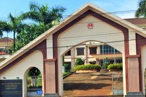 Khiển trách một Phó Bí thư Huyện ủy của tỉnh Đắk Nông