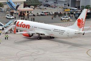 Máy bay Indonesia lao xuống biển đã gặp sự cố kỹ thuật tối hôm trước chuyến bay